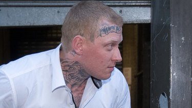 Convicted drug trafficker Thomas Windsor, who lived with Bomber Thompson.