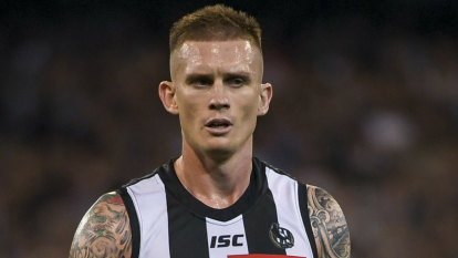 Season in peril for Magpies star Beams