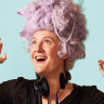 Party time: Belvoir bounces back to life with Judith Lucy and Eddie Perfect