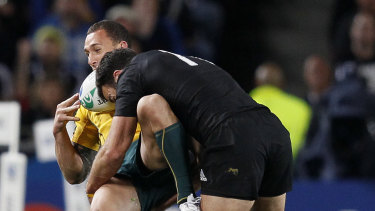 A decade has passed since Quade Cooper was enemy No.1 in New Zealand at the 2011 World Cup.
