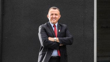 Moreland councillor Oscar Yildiz.