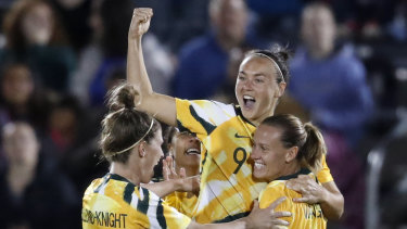 Australia partners with New Zealand for 2023 Women's World Cup bid.