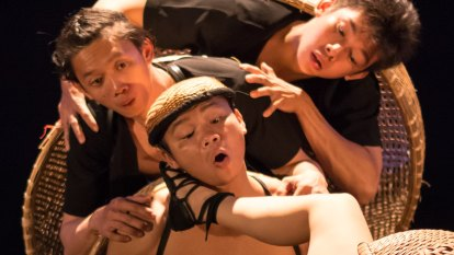 Vietnamese Bamboo Circus bursts with boundless invention