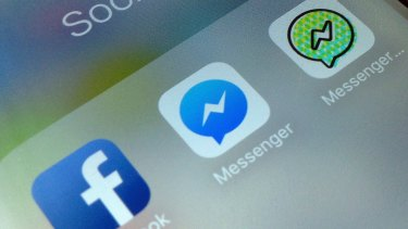 The ACT Magistrates Court heard the intimate image was shared on Facebook Messenger.
