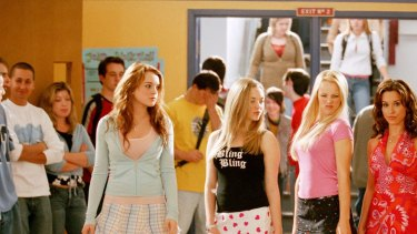 Even the Mean Girls were probably silently screaming inside.