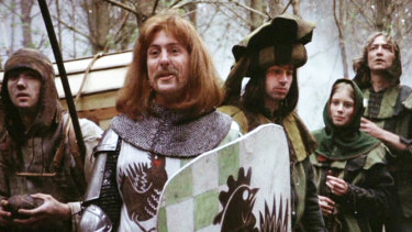 Monty Python and the Holy Grail - there's sense below the nonsense.