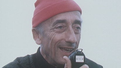 There are hidden depths to Jacques Cousteau – just not explored here