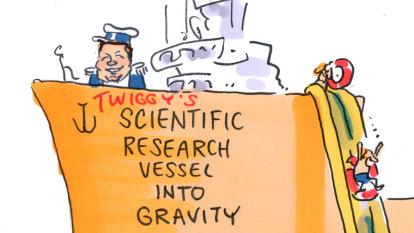 CBD Melbourne: What's the velocity of fun?