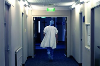 Nurses feel anxious about working for fear they cannot deliver adequate care to their patients.