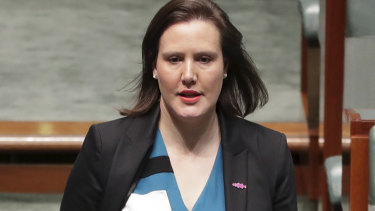 Industrial Relations Minister Kelly O'Dwyer intervenes in