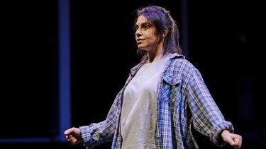 Izabella Yena in Kerosene at Theatre Works in January 2020