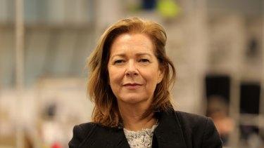 ACTU president Michele O'Neil