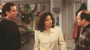 Seinfeld on Stan.