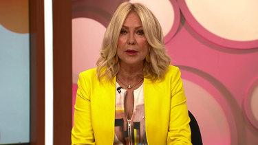 Kerri-Anne Kennerley addresses yesterday's backlash on Tuesday's Studio 10.