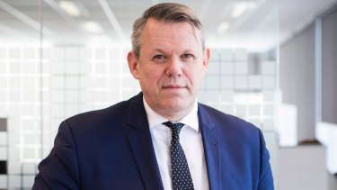 AFCA chief executive David Locke says informing small businesses about the service will be a top priority in 2019.