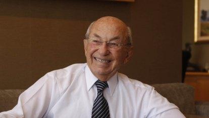 WA billionaire Stan Perron dies aged 96