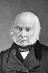 John Quincy Adams became the first son of a President to also get the top job.
