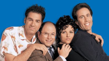 Netflix will stream all 180 episodes of Seinfeld from 2021.