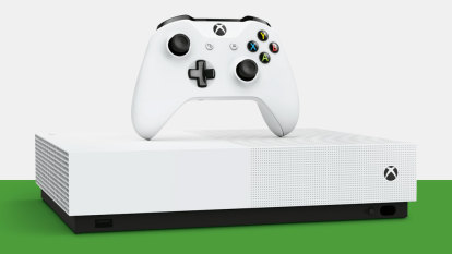 New Xbox console drops physical media for the first time