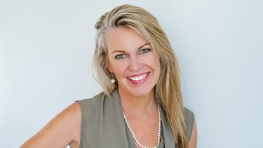Business owner Heidi Dening.
