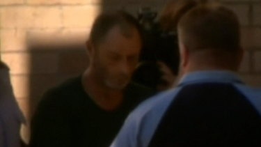 Anthony Sampieri has been charged with sexually assaulting a seven-year-old girl in a dance studio toilet at Kogarah.