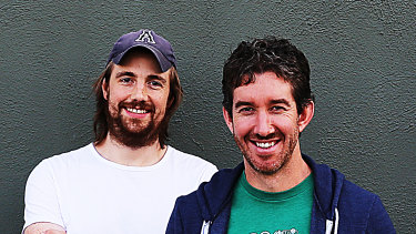 The Rich List is having trouble keeping up with the wealth of Atlassian co-founders Mike Cannon-Brookes and Scott Farquhar.
