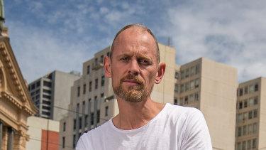NGV senior curator contemporary design Ewan McEoin.
