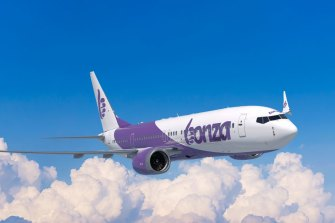 Bonza will launch at the beginning of 2022 with the new Boeing 737-8 aircraft to enable passengers to fly at low prices.