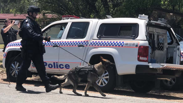 Man armed with gun surrenders to police, ending Ipswich siege