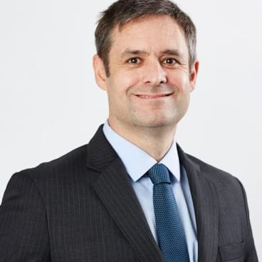 CEO Asia- Pacific Leaders Malaria Alliance (APLMA) Dr Ben Rolfe