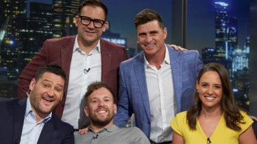The new-look AFL Footy Show has been axed after just seven episodes.