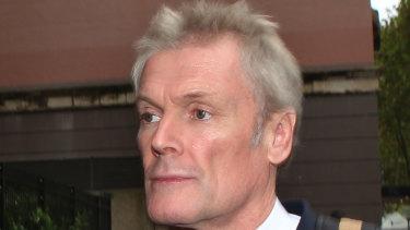 Gordon Wood in March 2017.