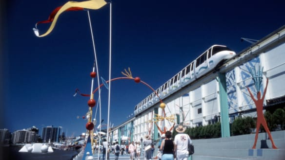 World Expo '88 legacy lives on through literary award