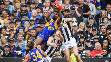 'Leapin' Liam marked well at the death of the 2018 decider then found Dom Sheed who kicked the sealer.
