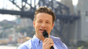 Jamie Oliver's brand may have become overexposed, say analysts.