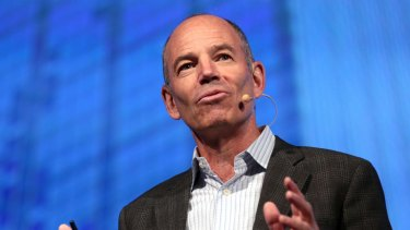 Netflix co-founder Marc Randolph spoke at the 2019 Asia Pacific Cities Summit opening the conference in Brisbane. (File photo).