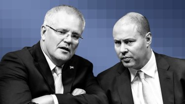 Josh Frydenberg has handed down his first federal budget.
