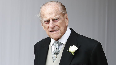Letter of apology: Prince Philip reached out to an injured woman several days after the crash.