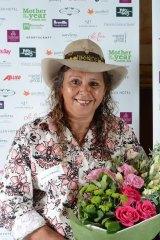 Barnardos Australia Mother of the Year 2016 state winner Keelen Mailman.