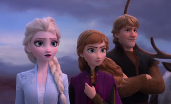 Disney has revealed its first trailer for Frozen 2.