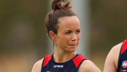 Daisy Pearce to return to action on Saturday as Demons' captain