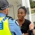 Emefa Gidiglo, 32, was arrested by police responding to a call about a distressed baby in Rockingham, WA.