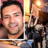 Love and calm must prevail, says Aussie cop on front line of US riots