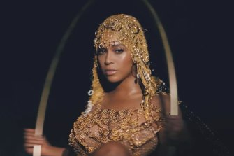Beyonce received the most nods overall – nine nominations in eight categories, including both record and song of the year for Black Parade.