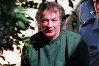 Backpacker killer Ivan Milat.