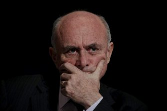 Former competition tsar Allan Fels says competition law needs beefing up.