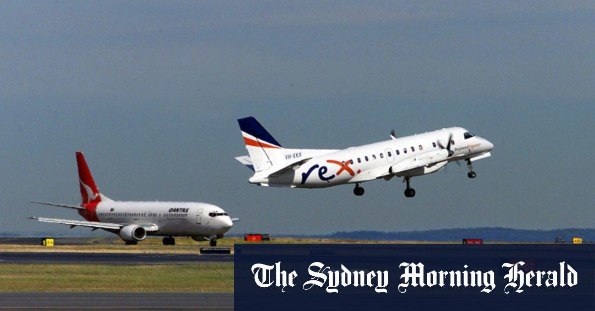 Qantas boss Alan Joyce predicts Virgin and Rex won't both survive post-pandemic battle – Sydney Morning Herald