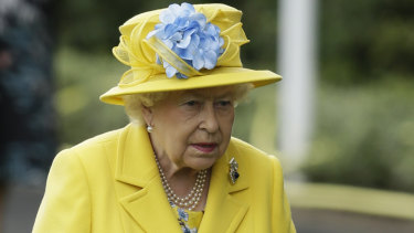 The Queen's physician died while riding a bike to work in London.