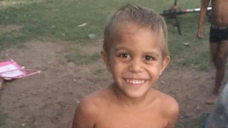 A four-year-old boy has died after he was hit by a van in Dalby.