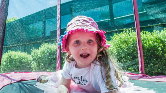Annabelle Potts, the sweet girl who inspired a city's generosity, has died